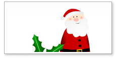 Online game design Don't Click Santa!
